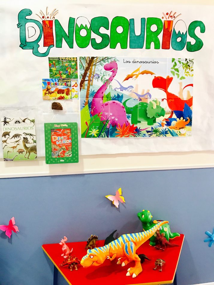 Proyecto de trabajo: Los Dinosaurios