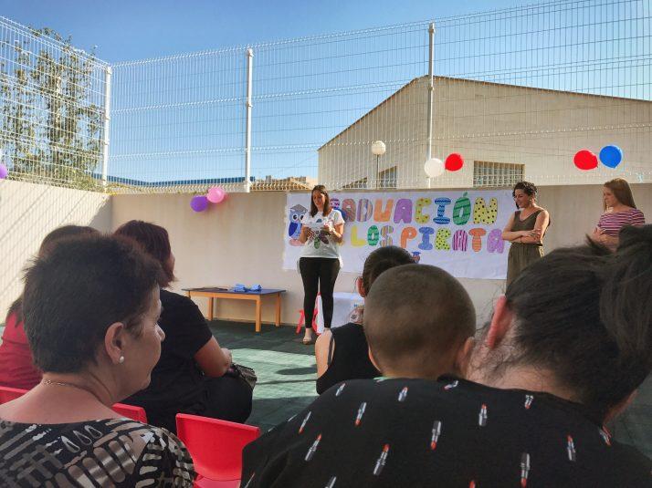 Primera graduación de nuestros compañeros de Escuela Infantil La Pipa!